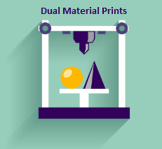 3D Printer buying guide - multiple materials1
